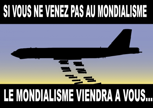 Monde en perdition, USA, libéralisme, mondialisme, globalisme, Le grand effondrement !