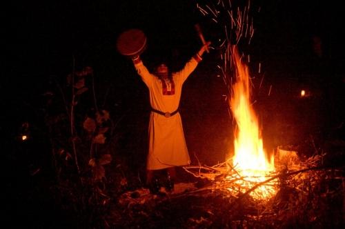 dziady,samhain,fête des morts,fête des ancêtres,paganisme slave,weles