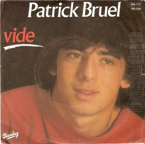 Patrick Bruel, Front National, liesse et allégresse, Commune garantie sans Patrick Bruel