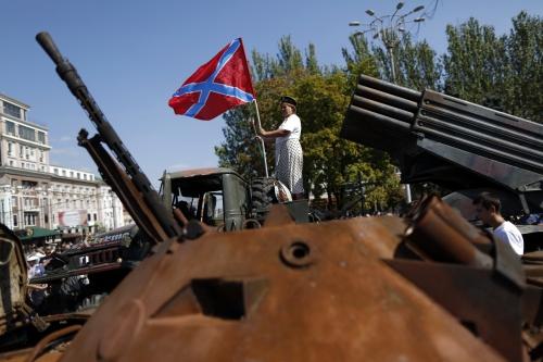 Novorossia, Donetsk, Alexander Zakharchenko, Vladimir Kononov, la fondation d'un état