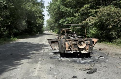 Ukraine, Donbass, Petro Porochenko, Svoboda, USA, C.I.A, Langley, Pentagone, Paramilitaires, OTAN, U.E, raids aériens, crimes contre l'humanité
