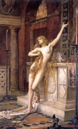 Hypatia_(Charles_William_Mitchell).jpg