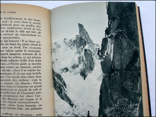 roger frison-roche,premier de cordée,alpinisme,terroir,traditions,montagne,alpes