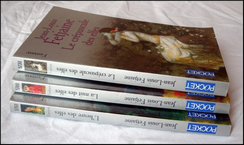 jean-louis  fetjaine,la trilogie des elfes,cycle arthurien,merlin,roi arthur,excalibur,fantasy,légendes médiévales